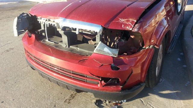 Police: No Injuries In Tulsa Union School Bus, SUV Crash