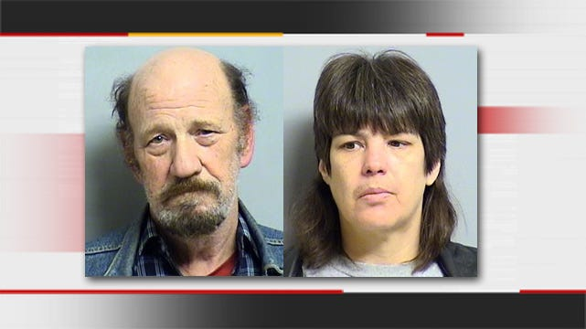 Tulsa Couple Charged In Missing Man's Murder