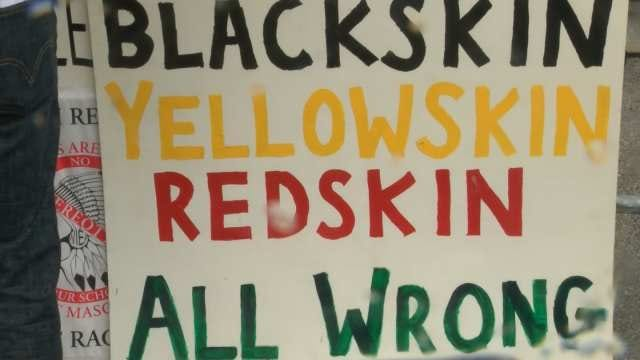 Oklahoma Tribe Hopeful 'Redskin' Will Be Used Less In Future