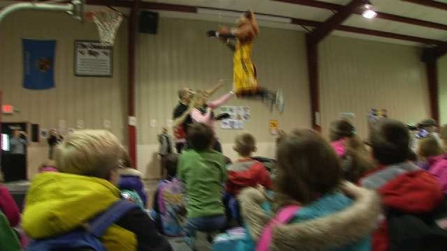 Owasso Children Encouraged To Be Healthy And Active