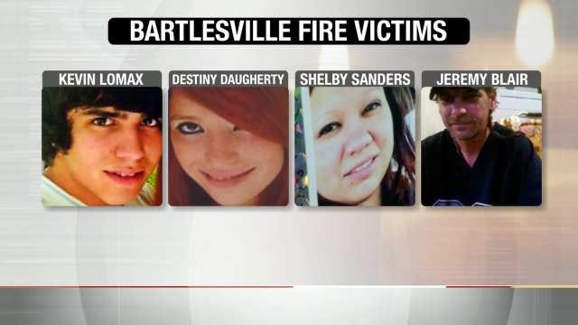 Bartlesville Police Ask ATF For Help Investigating House Fire