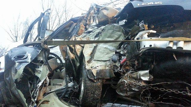 OHP: Road Conditions Factor In Fatal Crash Northeast Of Owasso