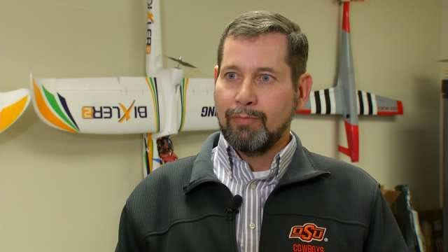 Oklahoma State University Taking Next Step In Drone Research