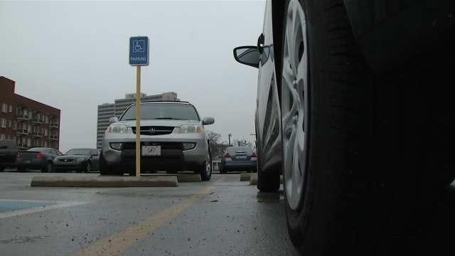 Tulsa City Council Votes To Triple Handicapped-Parking Fines