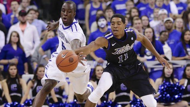 Tulsa Crushes Tulane Behind Huge First Half