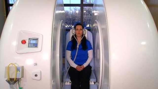 'Upright' MRI Machine In Tulsa One Of Three In US
