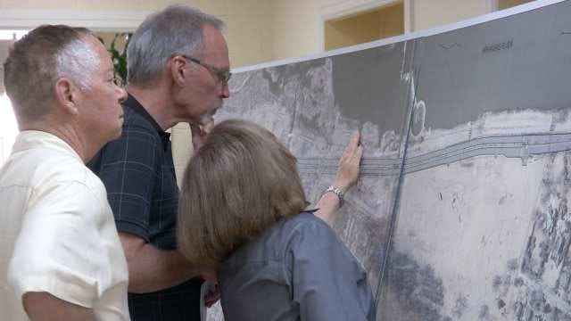 Tulsa Residents Learn What To Expect During 'Gathering Place' Construction
