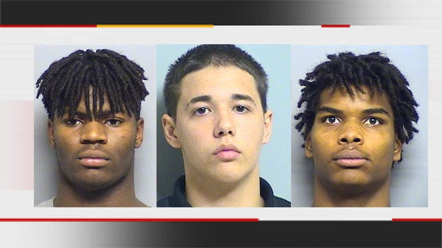 Fourth Man Arrested In Broken Arrow Robbery, Shooting