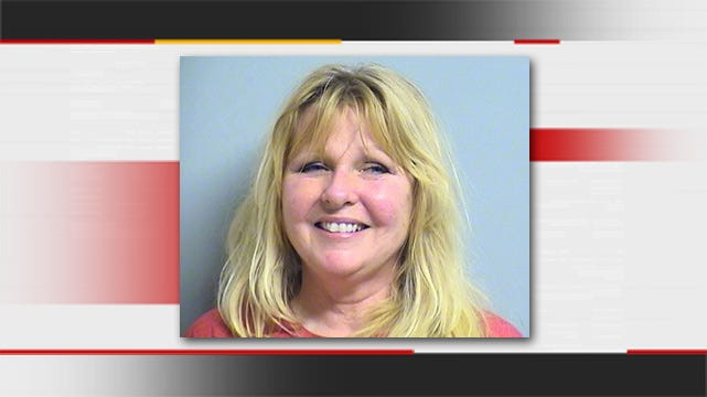 Police Say Woman Chased Man With Wrench Outside Jenks Fire Station