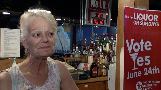 Some Rogers County Businesses See Sunday Liquor Sales As Growth Opportunity