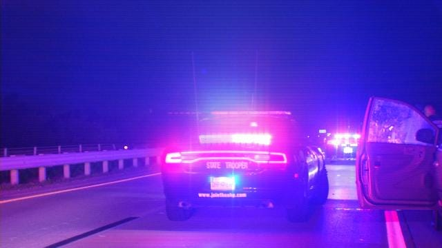 Troopers: Man Lying Down On Highway 75 Injured By Passing Car