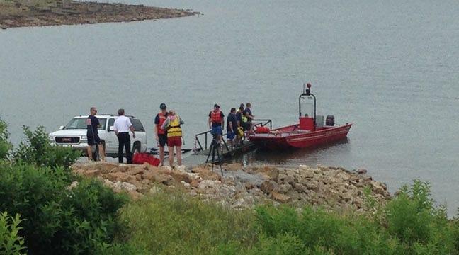 Tulsa Firefighters Sharpen Water Rescue Skills
