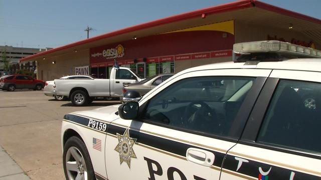 Man Trying To Stop Car Burglary Stabbed Outside Tulsa Business