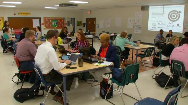 Summer Training For Teach For America Underway In Tulsa