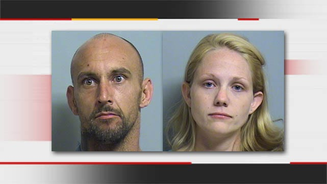 Couple Arrested For Tulsa Pawn Shop Stabbing