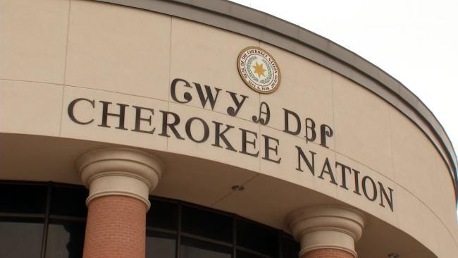 Cherokee Nation License Plates Now Available Statewide