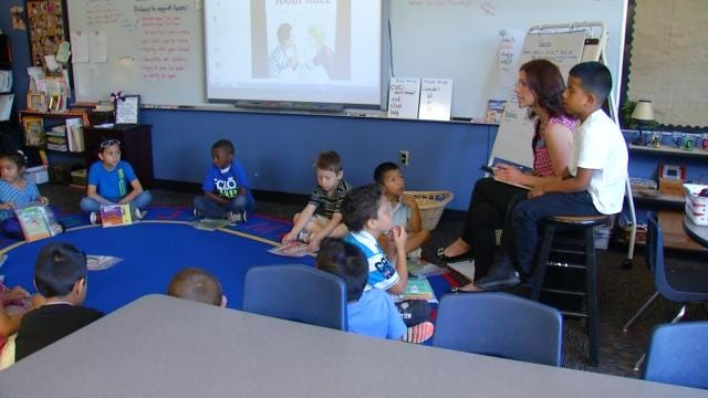 Union Summer School Putting Strong Emphasis On Reading