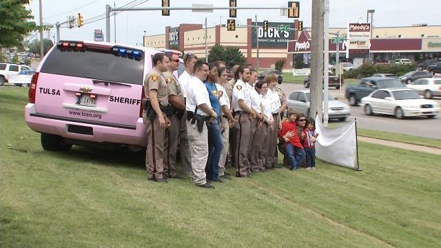 'Cops On Doughnut Shops' Raises Money For Special Olympics Oklahoma