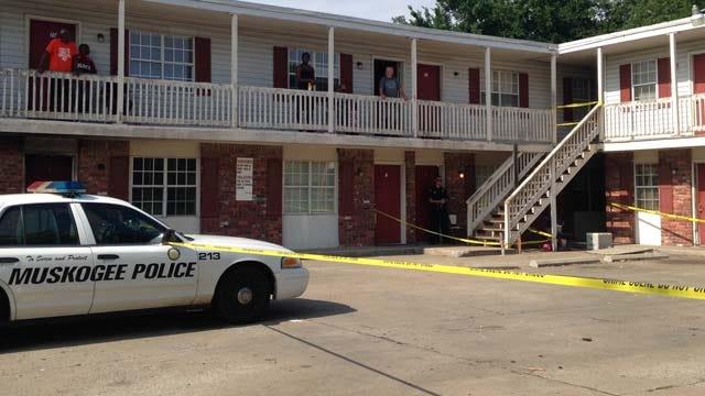 Convicted Felon Arrested In Muskogee Homicide