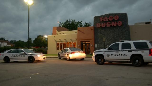 Masked Gunman Ambushes Tulsa Taco Bueno Workers