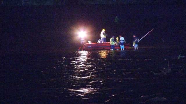 Three Tulsa Fishermen Rescued From Arkansas River