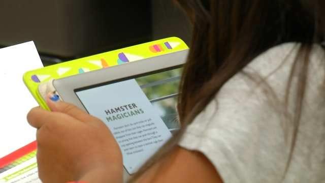 Tulsa Third-Graders Getting Extra Reading Help In Summer School