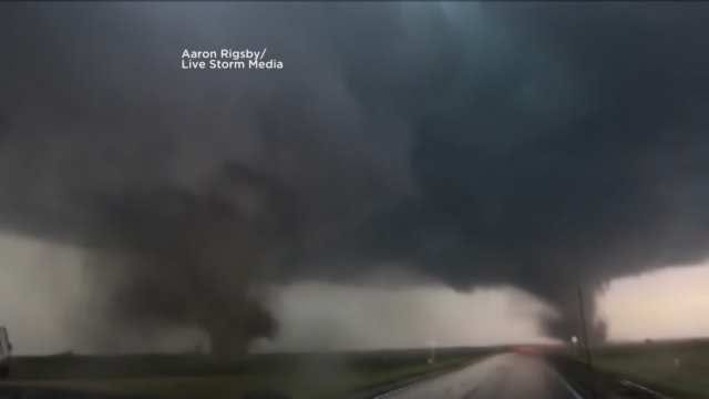Child Dies When Dual Tornadoes Destroy Nebraska Town