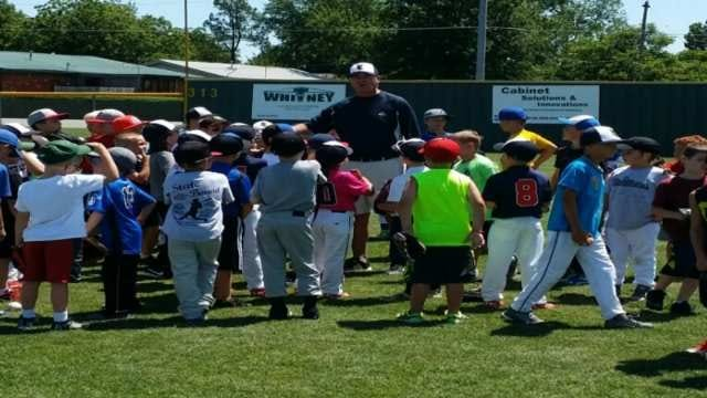 Skiatook Baseball Camp Benefits Young Cancer Patients