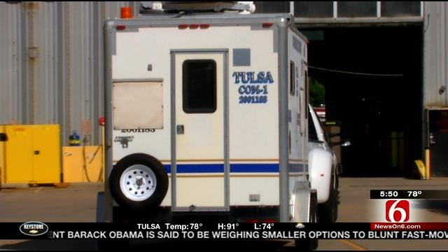 Tulsa Fire Department Prepares For The Unthinkable