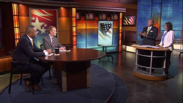 Lankford, Shannon Square Off In News On 6 Debate