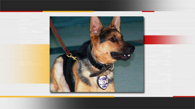 Retired BAPD K9 Officer Passes Away