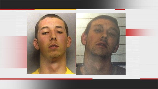 Sallisaw Police Looking For Burglary Suspects