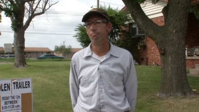 Thieves Take Trailer, Four-Wheeler, More From Tulsa Racer