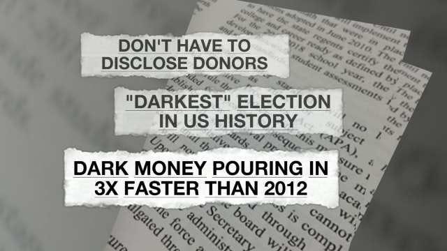 'Dark Money Groups' Spending More Money On Ads Than Oklahoma Candidates