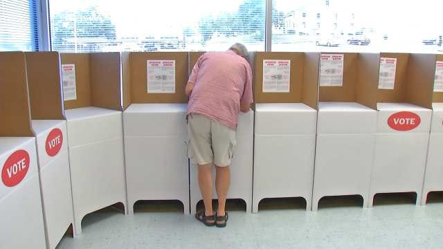 Early Voting Begins For Oklahoma's Primary Election