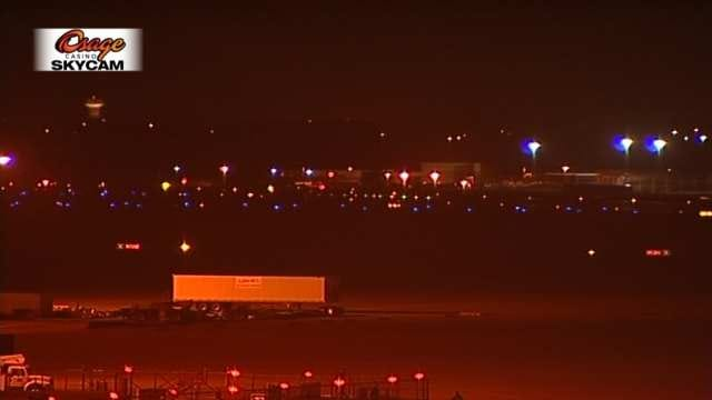Runway Lights Fail For Second Time At Tulsa International Airport