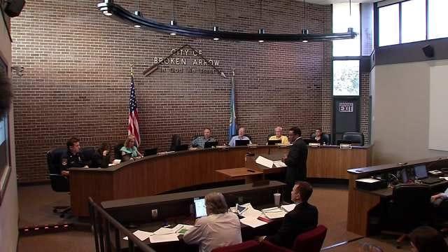 Broken Arrow Councilors Meet, Discuss Increase In Utility Bills