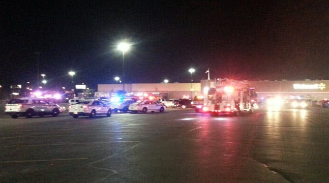 One Person Is Dead, Another In Jail After Three Shot At East Tulsa Walmart