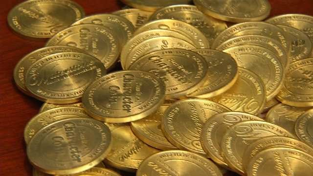 Owasso Business Owners Re-Launching 'Character Coins' Program