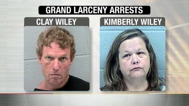 Talala Couple Catch Burglary Suspects, Hold Them Until Police Arrive