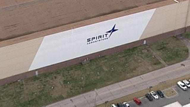 Reports: British Firm Nears Deal For Tulsa's Spirit Aerosystems Plant