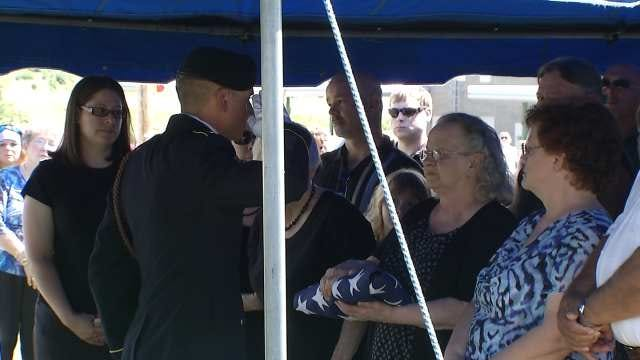 Body Of Kansas Soldier Who Died In 1952 Gets Proper Burial