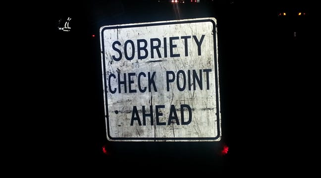 DUI Checkpoint Results In Four Arrests, Recovery Of Stolen Purses, Wallets