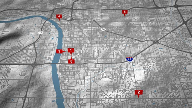 Tulsa Police Issue Update On Serial Sexual Assaults