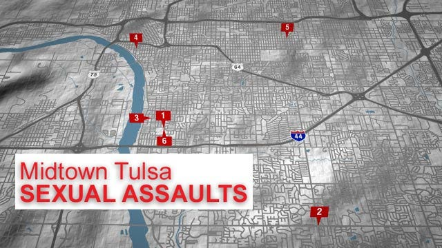 Community On Alert After Tulsa Serial Sexual Assaults