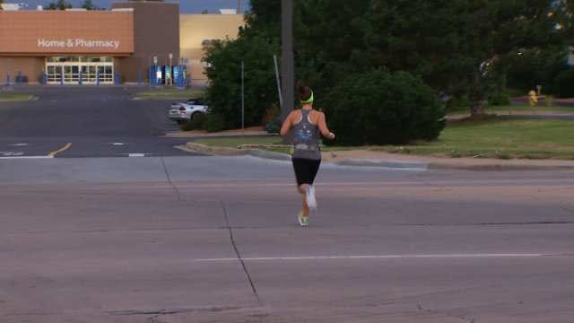 Tulsa Mom Running To OKC To Bring Clean Water To Africa Villages