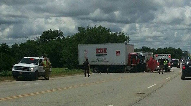 Yale Man Killed In Head-On Collision