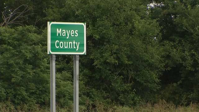 Mayes County Residents Worried Over Rumors Of Fully Nude