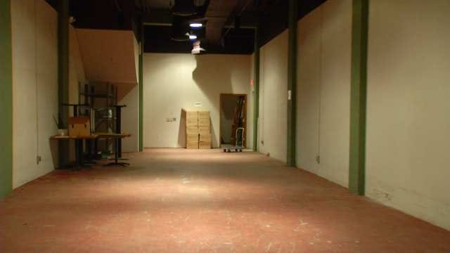 Construction Changes Store Room To Concert Hall In Bartlesville
