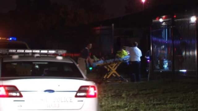 Man Shot In Head At West Tulsa Apartment Complex